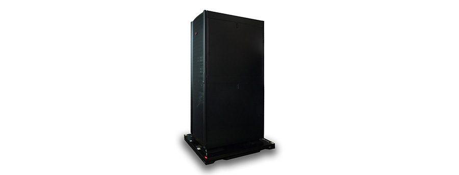 THK株式会社製のサーバー免震システム